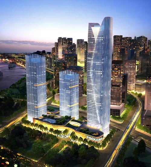 项目简介: 宝龙国际中心是天津滨海新区于家堡金融区首发第一盘,项目