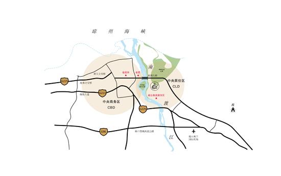 销售热线:0513-88961566 项目地址:海安七星湖生态园