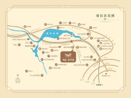 林州市原康镇地图