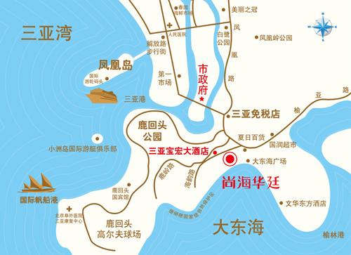 项目类型:  旅游,商业,养老,产业地产 项目地址: 海南省三亚市大东海